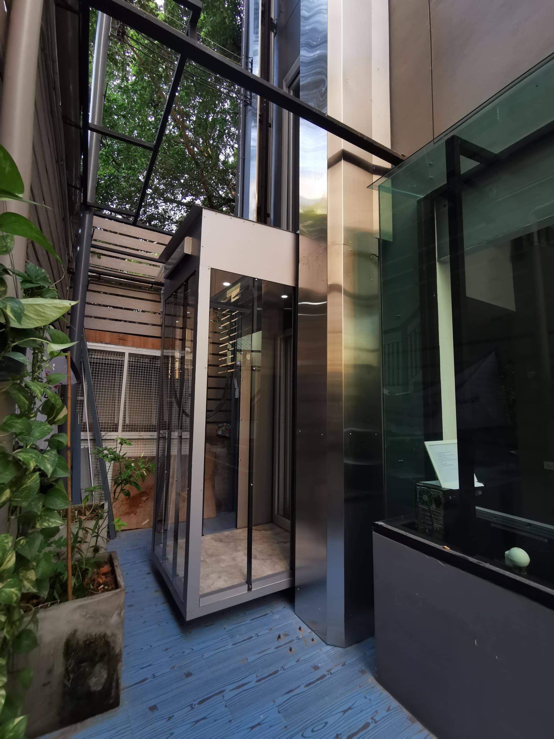 Ximplex touch ลิฟต์บ้าน ลิฟท์บ้าน