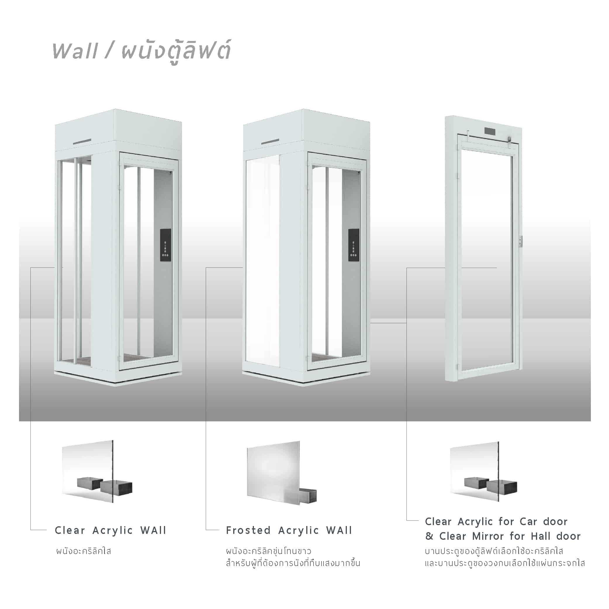 Ximplex Lite ลิฟต์บ้าน
