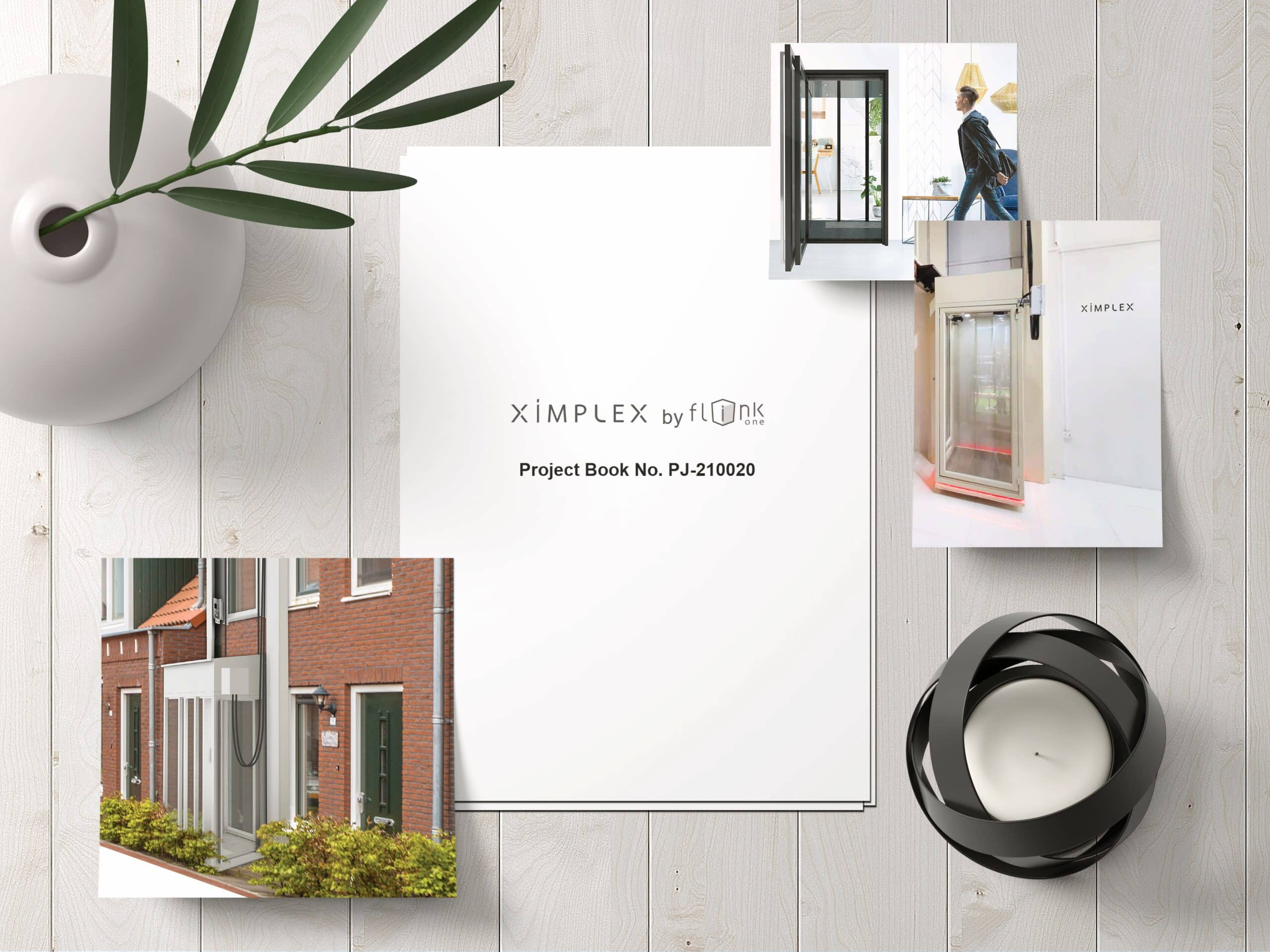 Project Book โครงการ สรุป ลิฟต์บ้าน