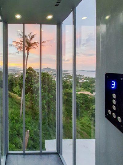 ลิฟต์บ้าน ลิฟท์บ้าน Ximplex เกาะสมุย