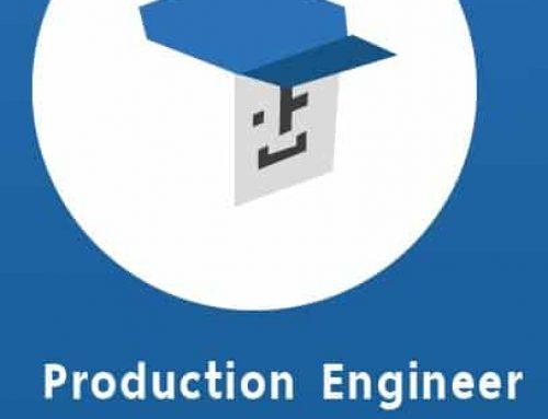 Production Engineer / วิศวกรการผลิต