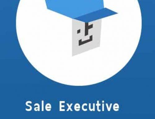 Sale Executive / พนักงานขาย