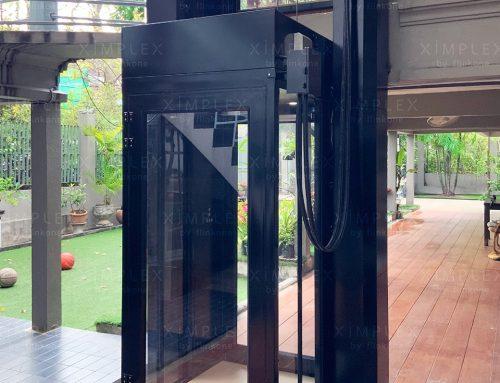 ลิฟต์บ้าน ติดตั้งบ้าน – พระราม 9